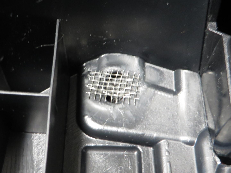ドアポケットの修理